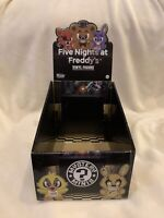 Five Nights at Freddys Character  Minis | 1  BOX | Lot Of 7