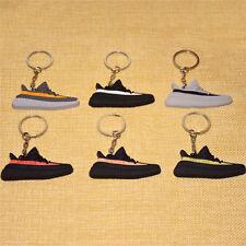 Fashion Boost 350 Keychain Keyring Key Ring Chain Sneaker Shoe Pirate Black SEAU