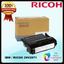 New & Original Ricoh 39V2971 Black Toner Cartridge InfoPrint 1850 1860 1870 1880