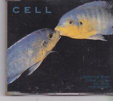 Cell-Cross The River cd maxi single