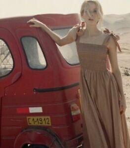 Doen Jasmine Dress xs terracotta color