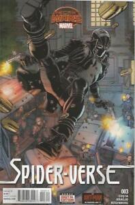 SPIDER-VERSE (2015) #3 - Secret Wars - Back Issue