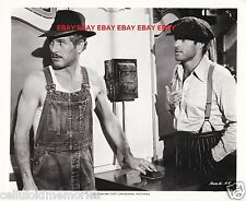 Original Photo Robert Redford & Paul Newman in The Sting 1973