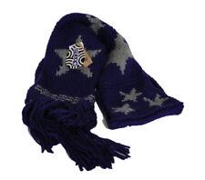 Barts écharpe étoiles Écharpe Écharpe tricotée hiver bright violet