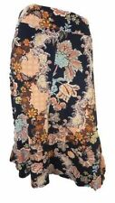 Machine Washable Formal Floral Skirts for Women