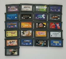 Gameboy Advance Gba Games Carts Authentic Tested Free Shipping Qty Discount