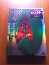 STAR TREK IV. THE VOYAGE HOME - COLLECTORS EDITION 2 DVD  -NEW & SEALED - NUEVO