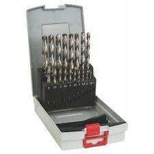 BOSCH BOSCH set 19 punte per metallo HSS-G diametro  1-10 mm 2 608 587 013