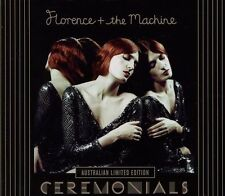 FLORENCE + THE MACHINE - CEREMONIALS [BONUS CD] [BONUS TRACKS] [LIMITED EDITION]