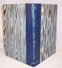 Joan Aiken TALE OF A ONE-WAY STREET First Edition Presentation Leather SIGNED