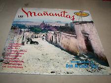 Don Arcadio Elias Mariachi Nacional Las Mananitas LP NM Como CLP-873 MEXICO