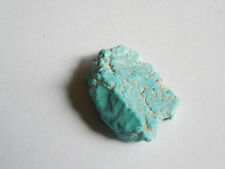 25mm RARE NATURAL ROUGH SLEEPING BEAUTY TURQUOISE 4.33G(21.65CT.) ARIZONA #1