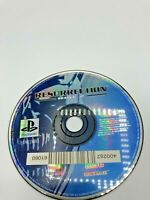 Sony PlayStation 1 PS1 PSOne Disc Only Tested Resurrection Rise 2 Ships Fast