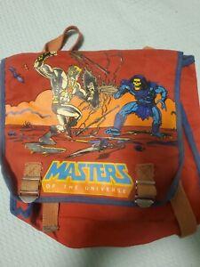 masters of the universe vintage Bookbag