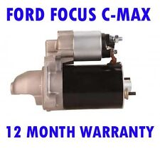 FORD FOCUS C-MAX 1.6 2003 2004 2005 2006 2007 MPV STARTER MOTOR