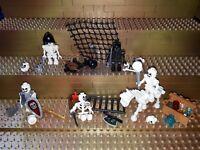 Lego Classic Castle Fantasy Era Figuren Skelette Zubehör Minifig Ritter R46