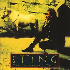 "STING ""TEN SUMMONER`S TALES"""