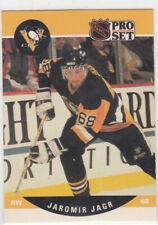 Pro Set 1990-91 - Jaromir Jage - Rookie Card #632