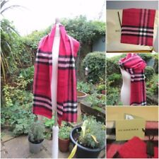 Burberry Rectangle Scarves for Women