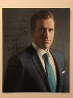 Wilfred Frost Autographed Hand Signed 8x10 Photo CNBC News Anchor Finance
