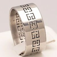 8mm Stainless Steel Mens & Womens Wedding band - New Silver Comfort Fit Ring