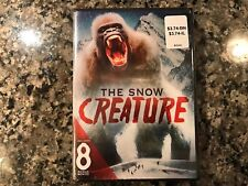 The Snow Creature New Dvd! Blood Predator Curse Of The Wolf The She-Beast