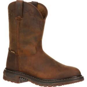 Rocky Original Ride Roper Western Boot