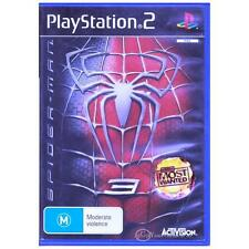 PLAYSTATION 2 SPIDERMAN 3 PAL PS2 [UVG] SPIDER-MAN   III YOUR GAMES PAL
