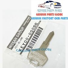 GENUINE NISSAN SENTRA 200SX 240SX BLANK UNCUT NONCHIP MATER SPARE KEY KEY0000066