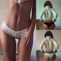 Women Ladies Lace Panties Briefs Underwear Lingerie Knickers G-String Thongs New
