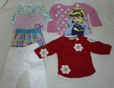 Girls Baby 3T clothes lot Disney Garanimals Old Navy Toddler Summer Fall