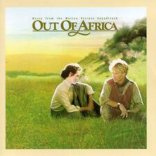 Jenseits von Afrika (Out of Africa) John Barry Soundtrack / OST