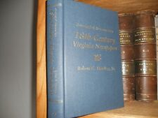 Genealogical Abstracts From 18th Century Virginia Newspapers Hardbound