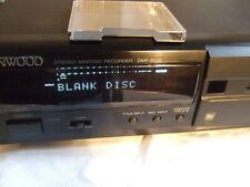 Kenwood DMF3020 Mini Disc Player / Rekorder MD OHNE FB mit MD