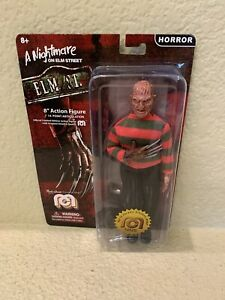 """Mego Action Figures 8"""" Freddy Krueger Horror Limited Edition In Hand New"""