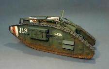 JOHN JENKINS WW1 THE GREAT WAR GWB-07 BRITISH MARK V COMPOSITE J18 TANK SET MB