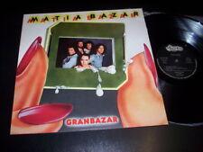 "Matia Bazar ""Gran Bazar"" LP gatefold Ariston – ARLP / 12320 Italy 1977"