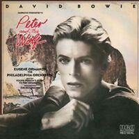 Ormandy, Eugene - David Bowie Narrates Prokofiev NEW CD