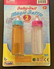 Baby Doll Magic Bottles 2 Bottles