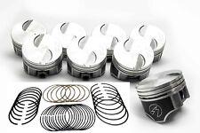 Mercruiser 470/470R/488R Ford 3.7L/224 Hypereutectic Pistons+MOLY Rings Kit 30
