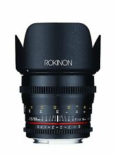 New Rokinon DS50M Cine DS 50mm T1.5 AS IF UMC Full Frame Cine Lens F/ Micro 4/3