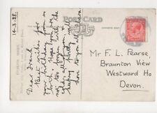 Frank Pearse Braunton View Westward Ho Devon 1928 100b
