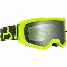 Fox Racing 2020 MAIN X Goggles Dual-Pane Lens -FLO YELL- Adult MX ATV MTB