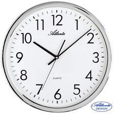 Horloge murale de Quartz Atlanta Haute Qualité Boîtier ABS