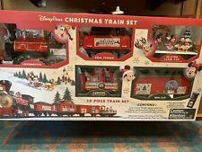 Train électrique de Noël Disney Parks Disneyland Paris neuf