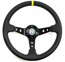 Leder Sport Lenkrad NEU & OVP PORSCHE 911 914 924 944 912 928 RS für Momo Nabe