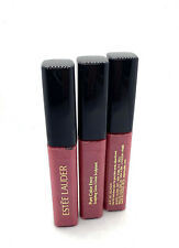 3 x Estee Lauder Pure Color Envy Sculpting Lip Gloss 430 Plum Jealousy New