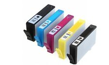 5 x 364 XL Generic Ink Cartridge for Photosmart 7510 7520 6510 6520 5520 5524