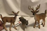 14819 White Tailed Doe  Sweet strong Schleich Anywheres a Playground /</>/<