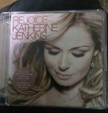Katherine Jenkins Rejoice CD Free Postage
